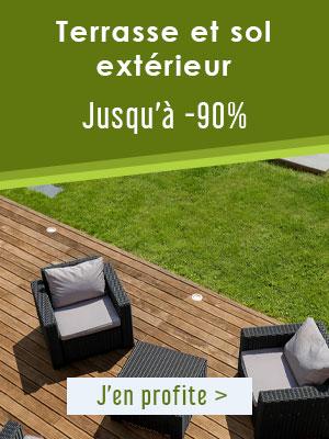 Terrasse et jardin
