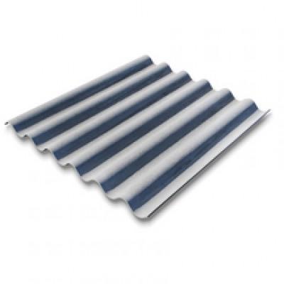 plaque ondul e fibro 6 ondes faitage naturel 1095x1585mm. Black Bedroom Furniture Sets. Home Design Ideas