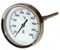 Thermomètre de fumée 15cm DIFF