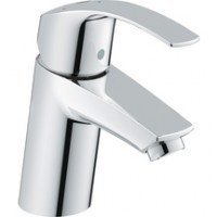 Mitigeur lavabo EUROSMART 2015 S chromé lisse GROHE