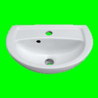 Lave-mains BASTIA  blanc 45cm ALLIA