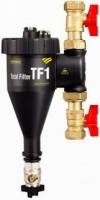 Filtre TF1 Total F1 vanne raccord OLI 22mm FERNOX