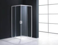Accès angle MEZZO 87-89cm verre transparent