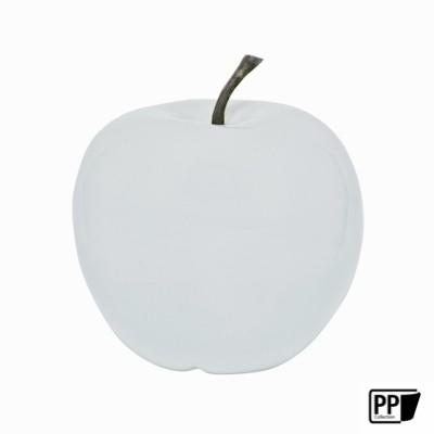 Pomme décorative XXL blanche POTTERY POTS
