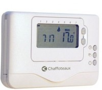 Thermostat programmable EASY CONTROL BUS CHAFFOTEAUX
