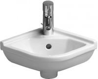 Lave-mains d'angle STARCK 3 44cm blanc DURAVIT