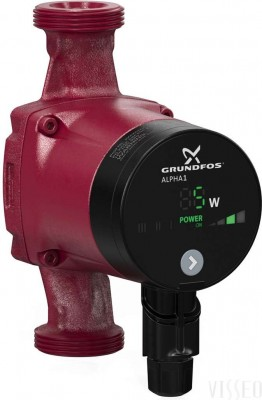 Circulateur alpha1 25-40 180mm GRUNDFOS