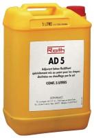 Adjuvant béton AD 5 bidon de 5 litres ROTH