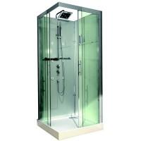 Cabine de douche version hydrothérapie DOMINO