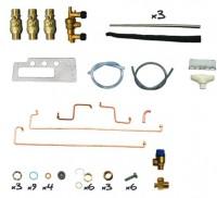 Kit complet pour raccord latéral ECS CHAPPEE