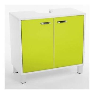 meuble pep 39 s 2 tiroir vert anis alterna bordeaux 33300 d stockage habitat. Black Bedroom Furniture Sets. Home Design Ideas