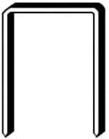 Agrafe galvanisée 6PF061 6mm boîte de 5000
