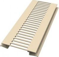Profil PVC aération PA02 beige 3000mm