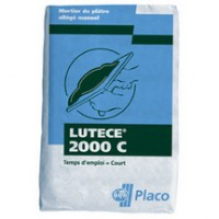 Plâtre LUTECE 2000 C sac de 33.000kg