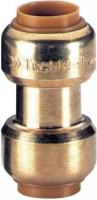 Manchon T270S instantané tectite coulissant femelle-femelle diamètre 28mm
