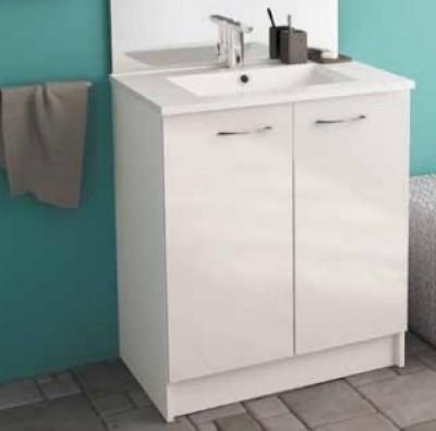 meuble bas combi au sol 90 cm pour salle de bain neova saint etienne 42100 d stockage habitat. Black Bedroom Furniture Sets. Home Design Ideas