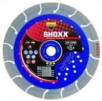 Lot 2 disques SHOXX G13 diamètre 230mm + aspi vac100 off