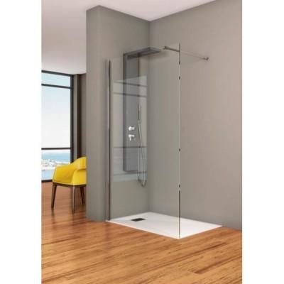 Paroi de douche Kinestyle Solo 120 cm - Pour espace douche ouvert KINEDO DOUCHE
