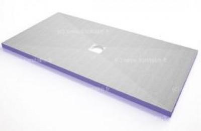 Siphon horizontal plat pour receveur bac à douche JACKON INSULATION GMBH: