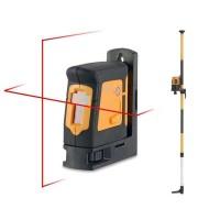 Pack laser FL 40 POCKET II HP + canne support