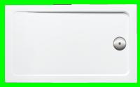 Receveur FLIGHT extra-plat 100x76x4 cm Blanc réf. E62446 JACOB DELAFON