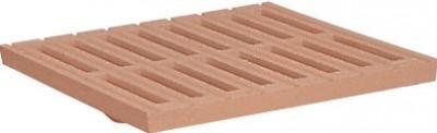 Grille de sable PVC 30x30 sable NICOLL