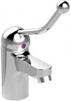 Mitigeur lavabo manette OLYOS CLINIC vidage métal CH2 PORCHER