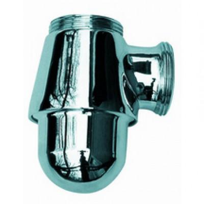 Siphon lavabo bidet chromé laiton BASIC SEGMENT