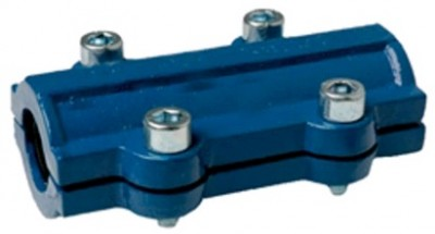 Collier de réparation acier 690 50x60 ISIFLO