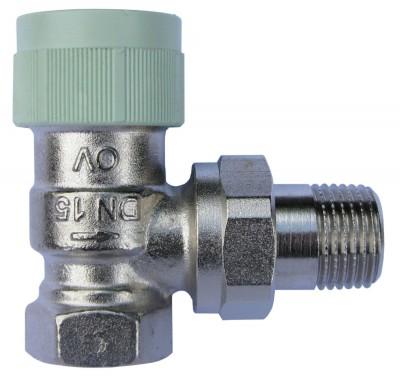 Corps de robinet équere 15x21cm RFV9 à encombrements réduits OVENTROP