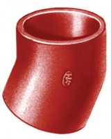 Coude SMU S 22° diamètre nominal 200mm PONT A MOUSSON