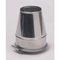 Mitron de finition OPSINOX diamètre 125/180 TEN