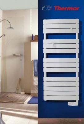 Radiateur sèche serviette RIVIERA classique blanc 750W THERMOR