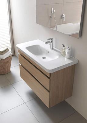 Lavabo pour meuble 120 blanc DURAVIT