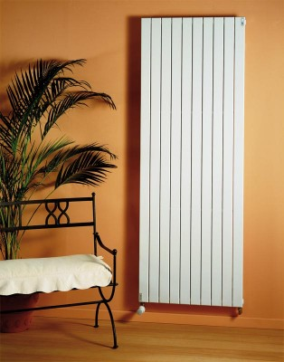 radiateur fassane eau chaude vertical 1524w acova saint. Black Bedroom Furniture Sets. Home Design Ideas