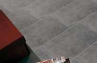 Carrelage ARMADA fer gris clair n 45x45cm CERMIX