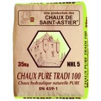 Chaux TRADI NHL5 neutre 35kg CESA CHAUX & ENDUITS ST ASTIER