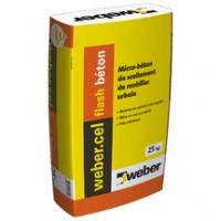 WEBER CEL FLASH béton 25kg SAINT GOBAIN WEBER FRANCE