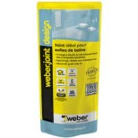 Weber joint design argile T06 5kg SAINT GOBAIN WEBER FRANCE