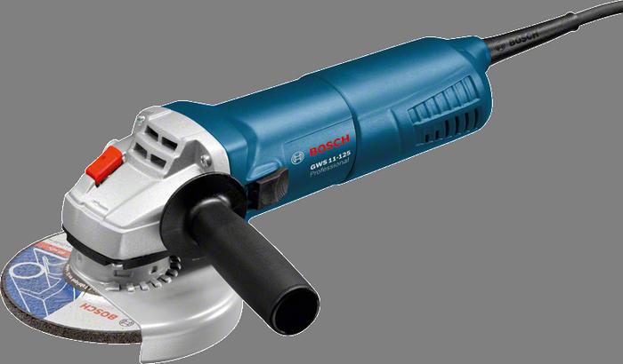 125 MM Bosch Meuleuse angulaire GWS 1100 avec sds-clic-mère 1.100 watts