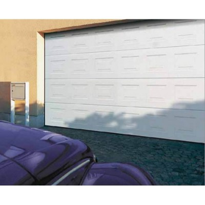 Porte de garage en m tal europro plus 2000x2375mm for Porte de garage clermont ferrand
