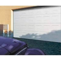 Porte de garage en métal EUROPRO plus 2000x2375mm sectionnelle double paroi / premonte isolation 40mm