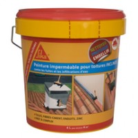 Protection toiture inclinée SIKAGARD 4 litre SIKA