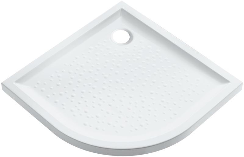 receveur d 39 angle prima 90cm extra plat blanc antigliss allia saint gr goire 35760. Black Bedroom Furniture Sets. Home Design Ideas