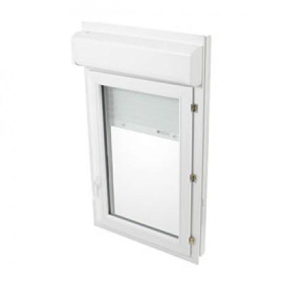Fenêtre Pvc 1 Vantail 4164 Avec Volet Roulant Par Tringle Gam Sas