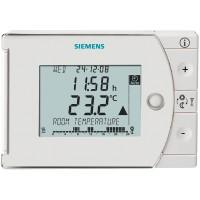 Thermostat ambiance hebdomadaire pour vanne 3 voies SIEMENS