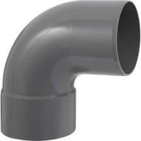 Coude PVC 90° D200 3208075 ARISTON/CHAFFOTEAUX