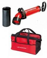 Lot Ropump+adaptateur large+sac outils ROTHENBERGER