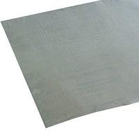 Feuille de zinc naturel 1000x2000mm, épaisseur 0,50 mm RHEINZINC