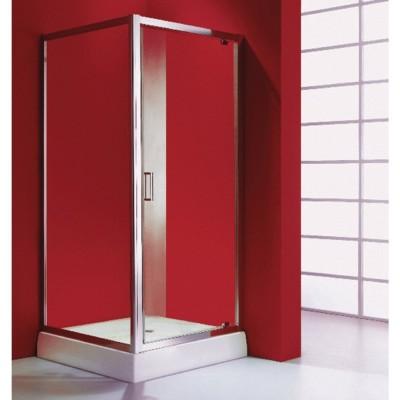 Paroi de douche porte pivotante GALAXY largeur 86-90cm BASIC SEGMENT
